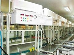 空调生产线链板线