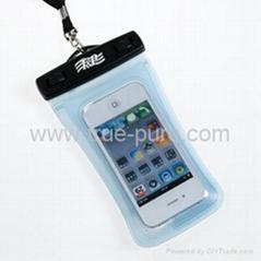 iPhone防水防尘防沙潜水套