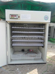 High Quality Full Automatic Chicken Egg Incubator