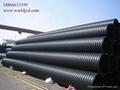 HDPE鋼帶增強排水管