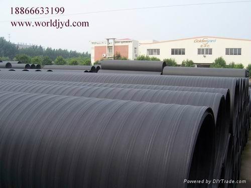 HDPE纏繞結構壁管 1