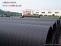 HDPE纏繞結構壁管