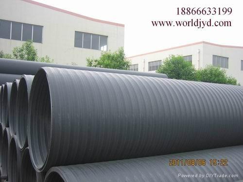 HDPE結構壁纏繞管 1
