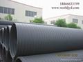 HDPE結構壁纏繞管