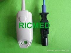 Ohmeda Adult Finger Clip SpO2 Sensor