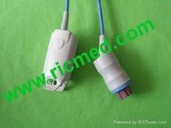 S&W/Artema SL033075 adult finger clip SpO2 sensor