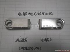 不锈钢电解抛光液生产线