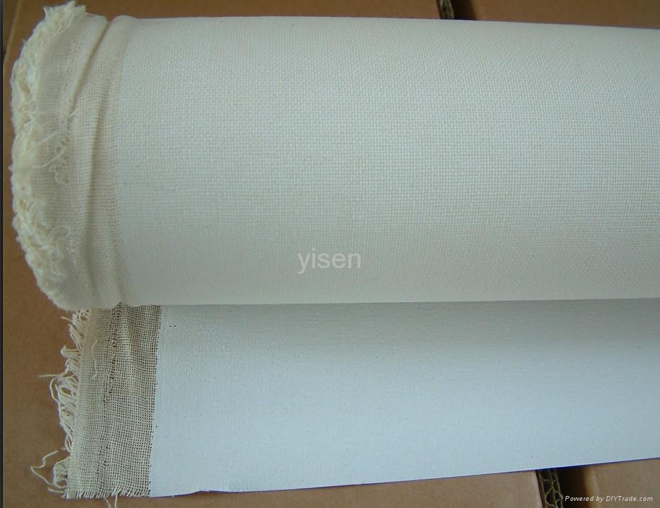 Canvas rolls for oil painting e series yisen china for Canvas roll for painting