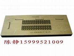 无锡300W高精密型激光刀模切割机