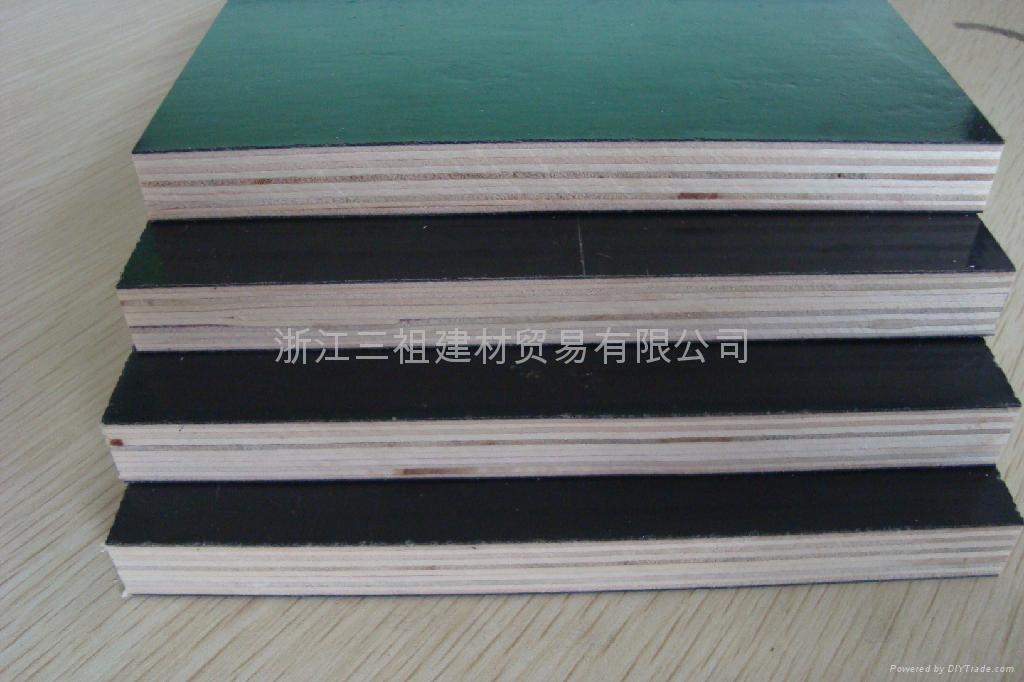 hi-tech composite plywood - 1830 915 15mm - sunzoov  china trading company