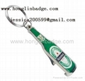 Beer opener Metal bottle opener metal opener with printed logo