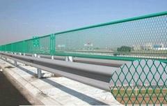 防眩网 公路防眩网  钢板网护栏网