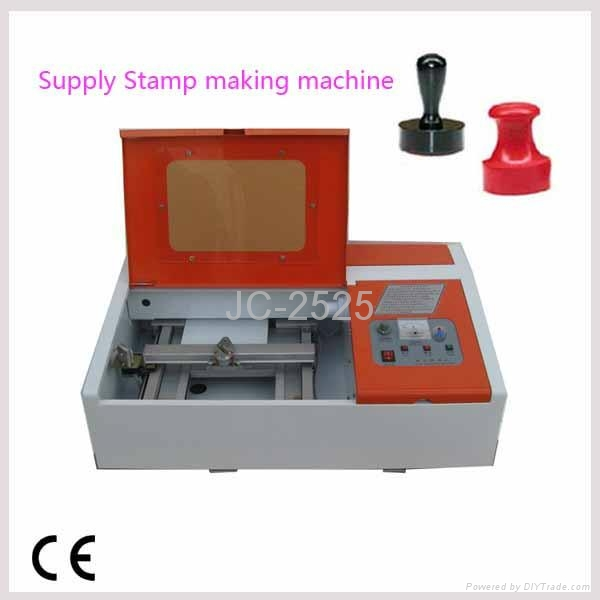 Mini Rubber stamp making machine OEM available - JC-4040 ...