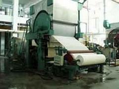 高速衛生紙機