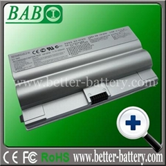 Laptop battery factory direct supply sony bps8