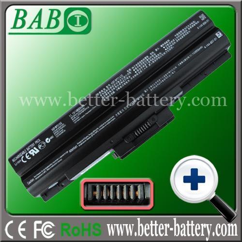 索尼 SONY VGP-BPS13 全新電池 2