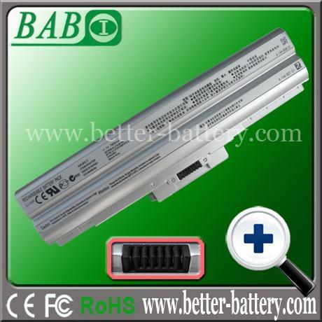 索尼 SONY VGP-BPS13 全新電池 1