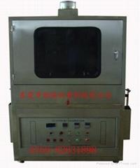 煤矿用电缆燃烧试验机