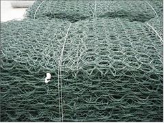 供应石笼网 折叠石笼网 编织石笼网 金属石笼网 高品质石笼网