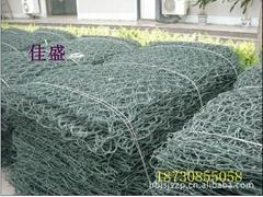 锌铝石笼网