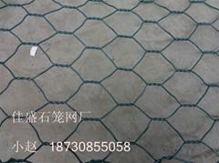 双捻石笼网