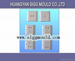 plastic socket mould
