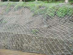 海岸防御用的镀锌石笼网