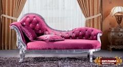 歐式古典貴妃椅F05#