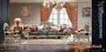 歐式新古典布藝沙發