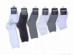 中學生純棉襪子