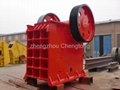 Jaw crusher PE 900x1200 4