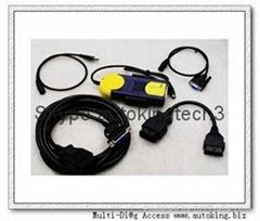 Multi-Diag Access