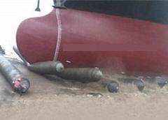 高承載力船用橡膠氣囊