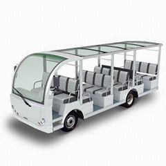 23 Seats Electric sightseeing car with CE certificate DN-23