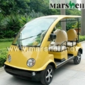 Electric Resort car with CE certificate