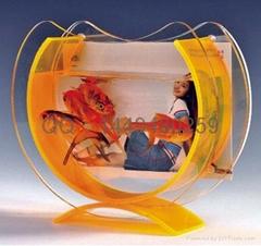 有机玻璃(亚克力)鱼缸