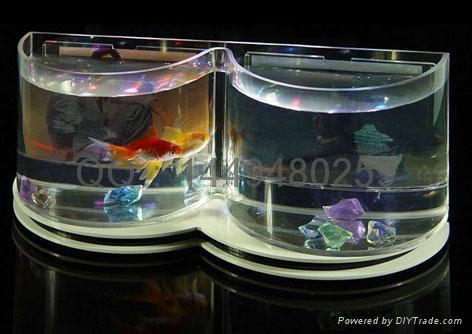 有机玻璃(亚克力)鱼缸 2