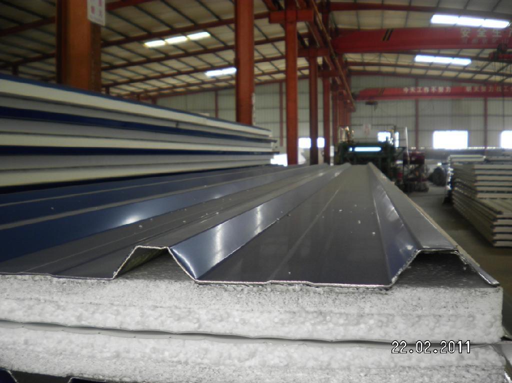 Fireproof Waterproof Panels : Fireproof roof panel jialiang china waterproof
