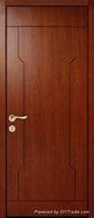solid wooden panel doors smm0014