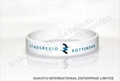 Printed silicone wristband WBP0002