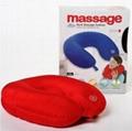 Neck Pillow/massager  1