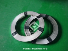 Stainless INOX A2 A4 Steel Band Strip