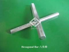 SS304 INOX A2 A4 Hex bar