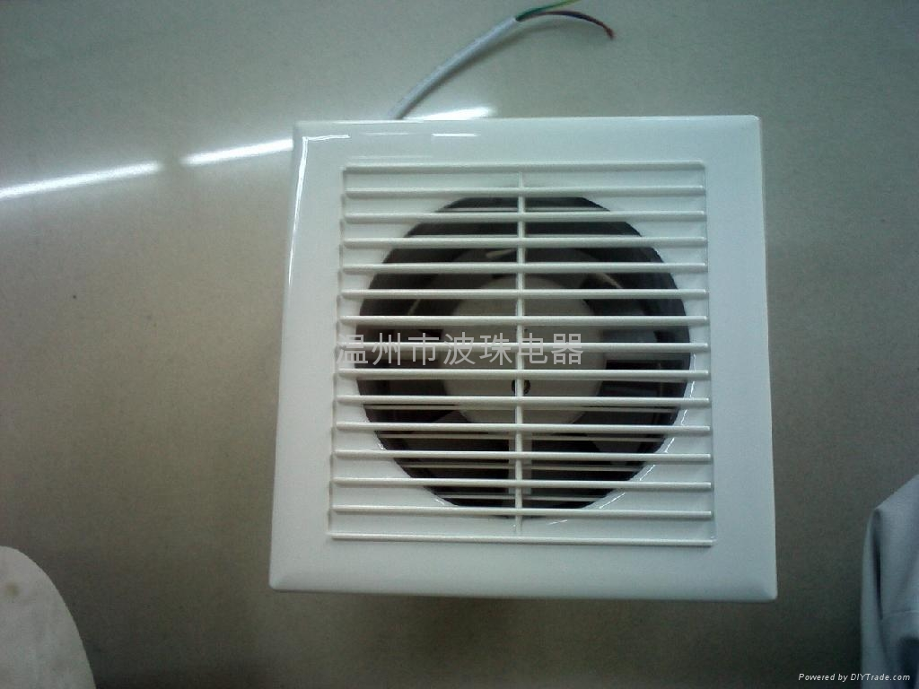 Glass Window Exhaust Fan