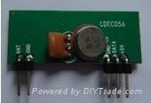 CDRC05A超外差式无线接收模块