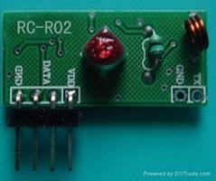 供应RC-R02超再生式无线接收模块