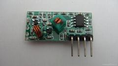 供应RC-R01A超再生式无线接收模块