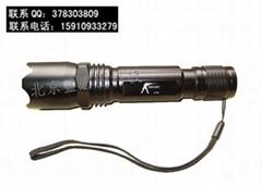 大功率LED強光手電筒JY-B
