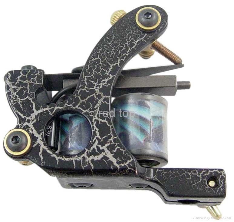 Professional tattoo design used tattoo machine gun rt for Professional tattoo guns