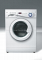 CE certified front loading washing machine 1